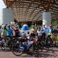 サイクリングイベントでロガトカ初のヒルクライムに挑戦