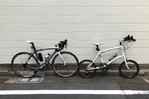 週末サイクリングでのDAHON Dash X20の新しい乗り手は?