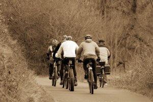 サイクリング用の冬装備を準備しよう(1)